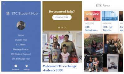 ETC App Survey