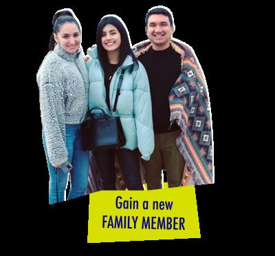 Host Family Interest Form