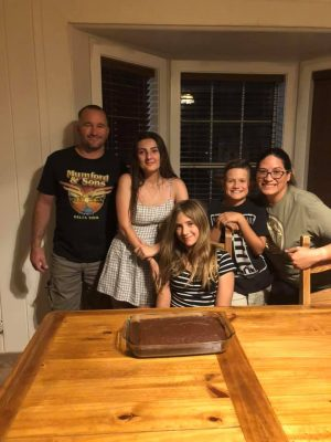 Host Families Say Goodbye to Their Exchange Students